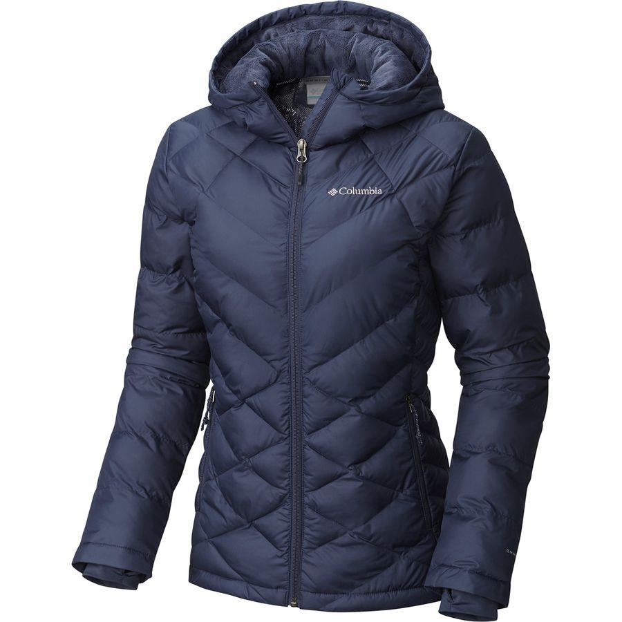 0437a7929c Columbia Women's Heavenly Hooded Jacket | Fontana Sports