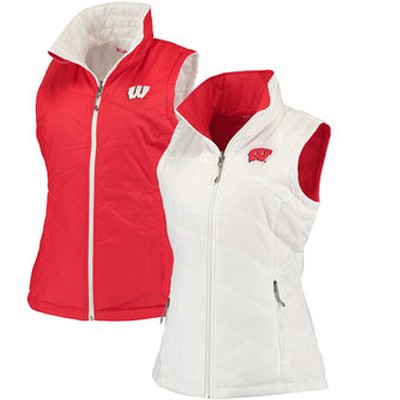 Women's Collegiate Powder Puff Vest