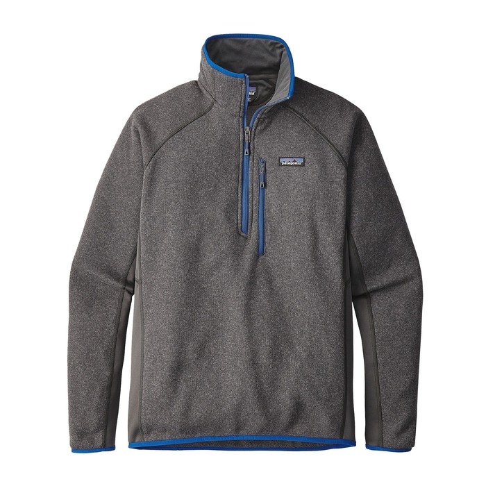 Patagonia Men's Performance Better Sweater® Fleece 1/4-Zip