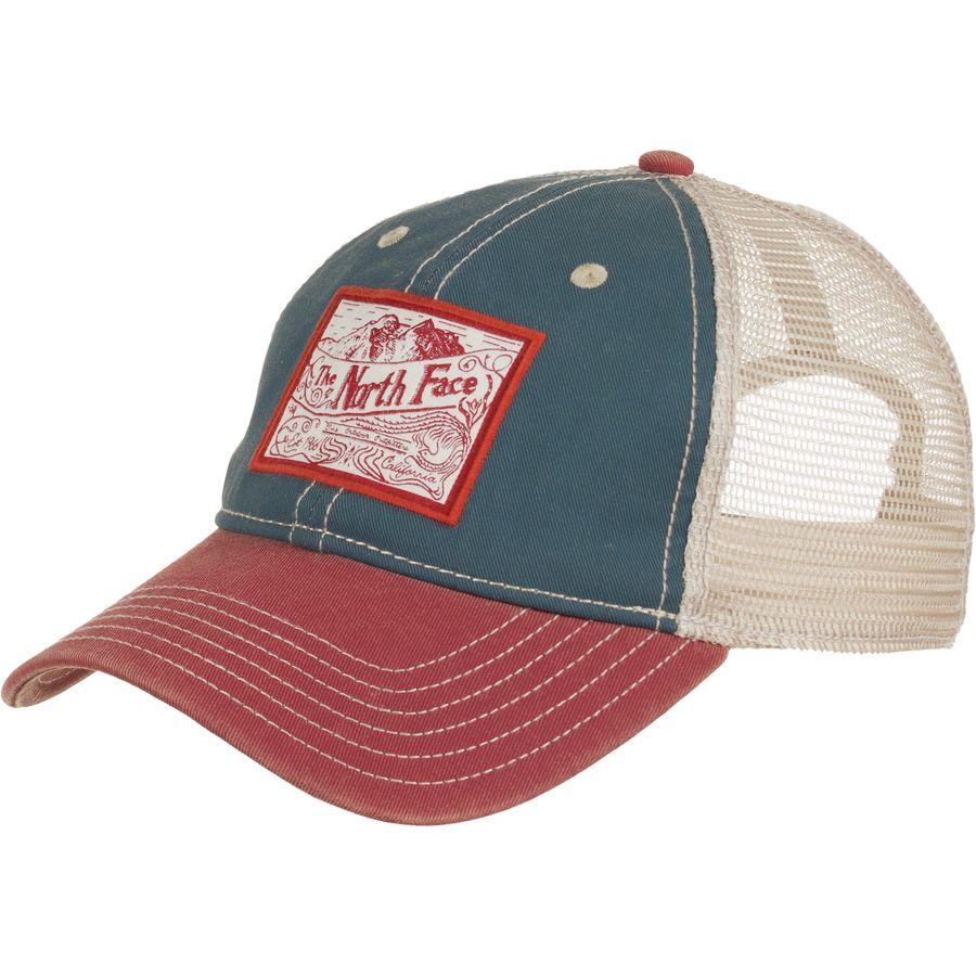 ea8aaa7f6b4 The North Face Broken-in Trucker Hat