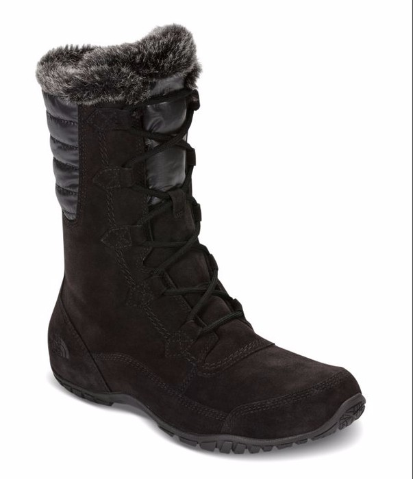The North Face WOMEN'S NUPTSE PURNA II WINTER BOOTS