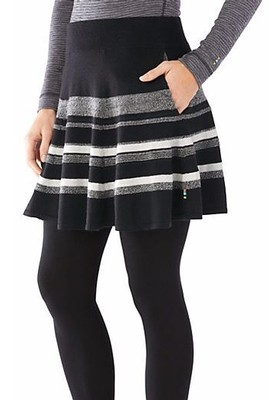 Women's Cascade Valley Stripe Skater Skirt