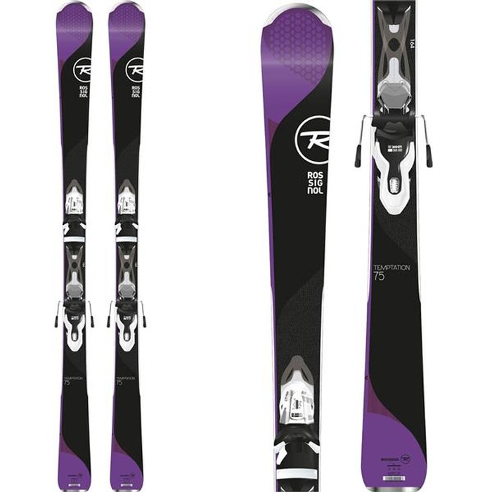 Rossignol Temptation 75 Xpress with Xpress 10W