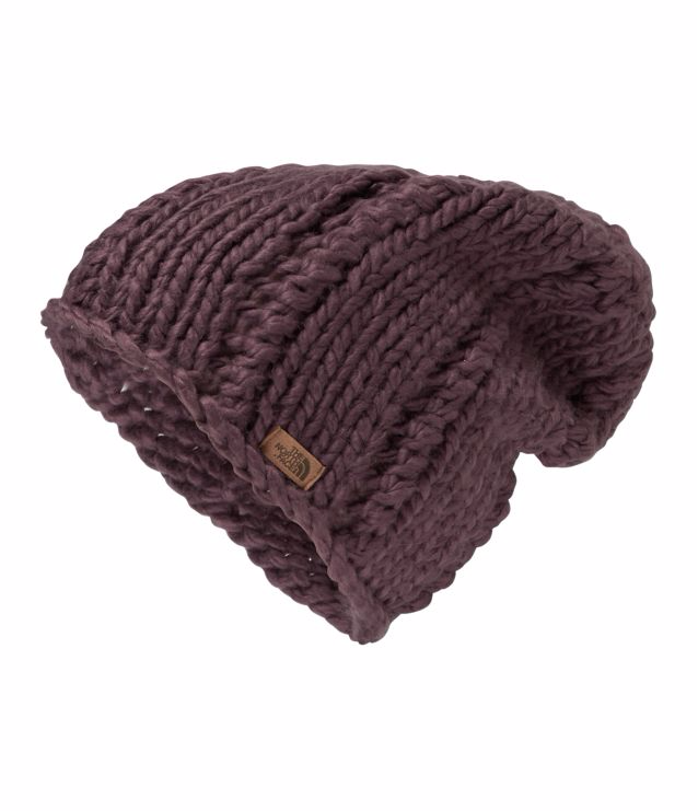 086b03aa4aa The North Face WOMEN S CHUNKY KNIT BEANIE