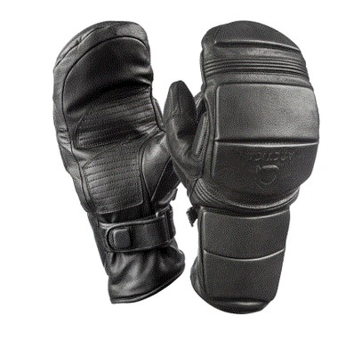 GOAT LEATHER RACE MITT