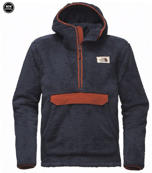f8c69d636 The North Face MEN'S CAMPSHIRE PULLOVER HOODIE