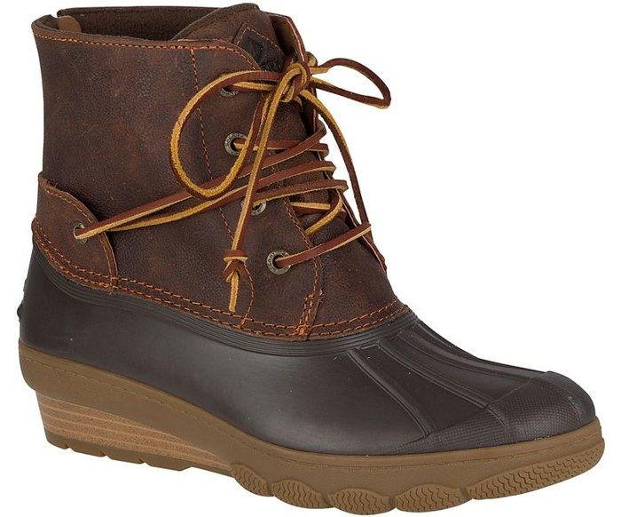 Sperry Top Sider Women's Saltwater Duck Boot