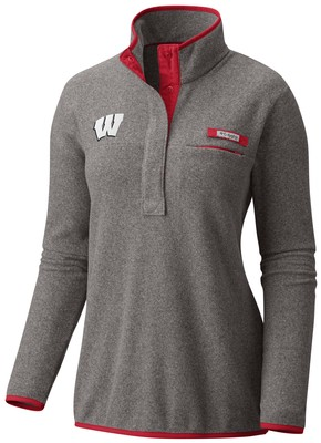 Women's Collegiate Harborside Fleece Pullover