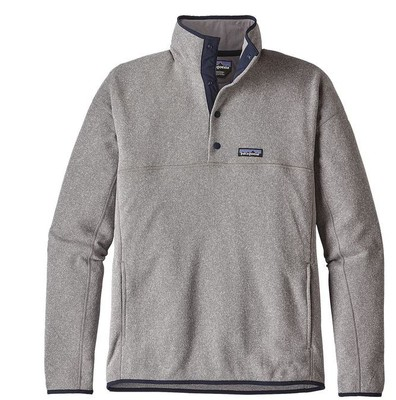Men's Lightweight Better Sweater® Marsupial Fleece Pullover