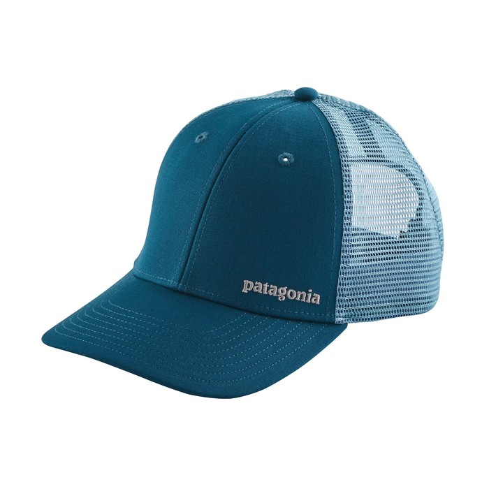 Patagonia Patagonia Small Text Logo LoPro Trucker Hat
