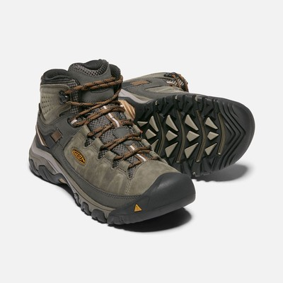 Targhee III Mid Leather Waterproof
