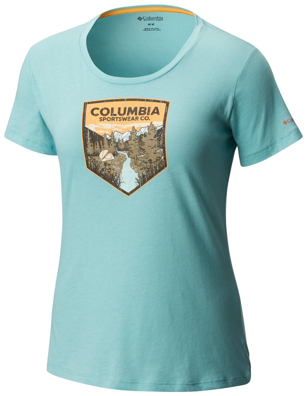 90ab27acecb Columbia Badge Tee | Fontana Sports