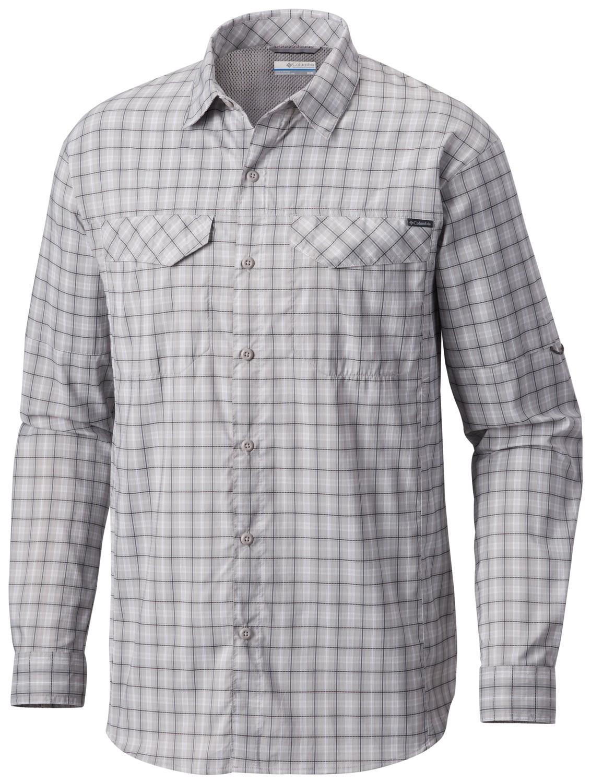 c23947e66 Columbia Silver Ridge Lite Plaid LS Shirt | Fontana Sports