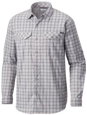 Silver Ridge Lite Plaid LS Shirt