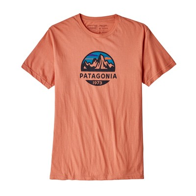 Fitz Roy Scope Organic T-Shirt