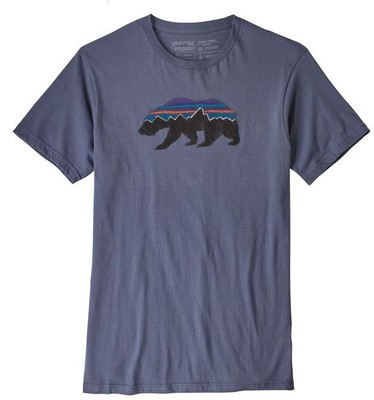 Fitzy Roy Bear Organic T-Shirt