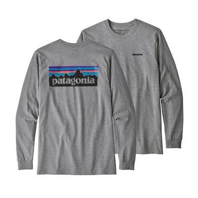 Long-Sleeved P-6 Logo Responsibili-Tee