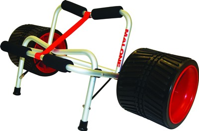 Clipper Deluze Universal Cart w/Beach Wheels