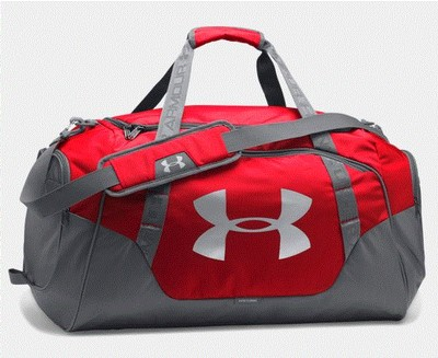 UA Undeniable 3.0 Medium Duffle