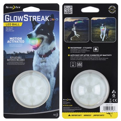 GLOWSTREAK® LED BALL