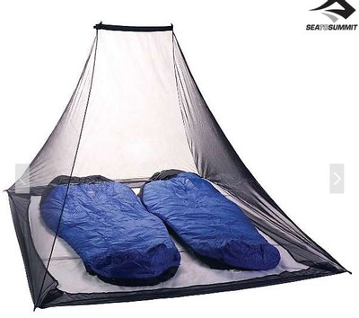 Pyramid Net Shelters - Double