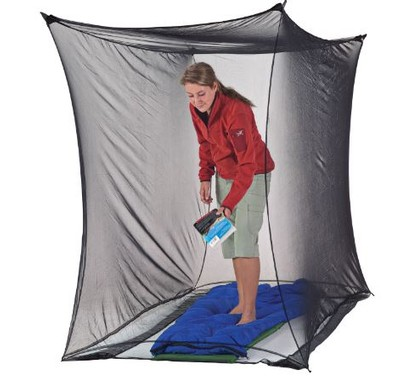 Box Net Shelter - Single