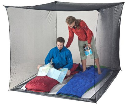 Box Net Shelter - Double
