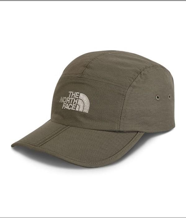 100% aito hyviä diilejä New York The North Face HORIZON FOLDING BILL CAP