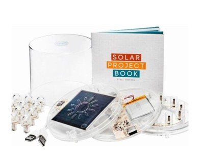 MPOWERD - Build-Your-Own Luci: Solar Light Kit