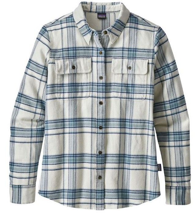 48adbb4c Patagonia Women's Long-Sleeved Fjord Flannel Shirt