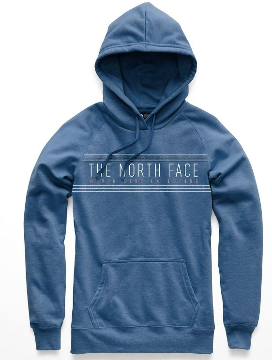 8420f8862 The North Face WOMEN'S EDGE TO EDGE PULLOVER HOODIE