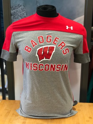 UW Freestyle Blocked Short Sleeve Tee