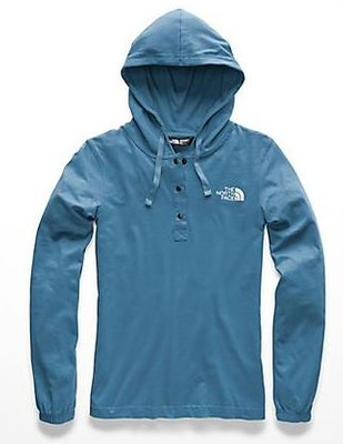 Women's Snap Hoody Heavyweight Cotton 1/4 Zip