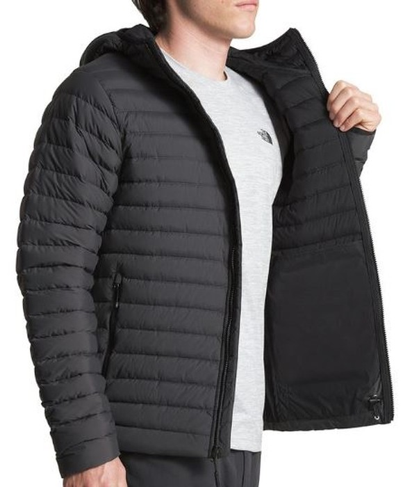 The North Face MEN S STRETCH DOWN HOODIE  8f921a39e