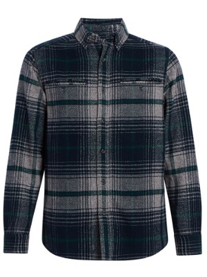 Men's Twisted Oxbow Flannel Shirt