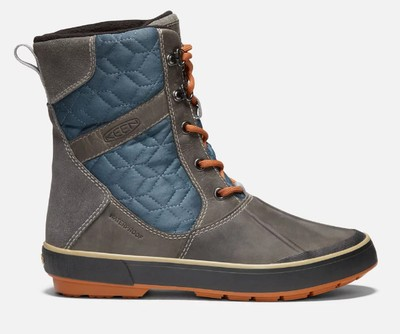 WOMEN'S ELSA II WATERPROOF QUILTED BOOT
