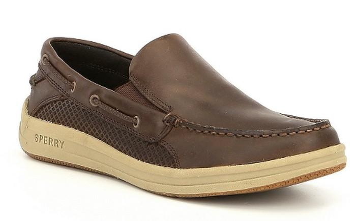 dbb0ebb88d7cd9 Sperry Top Sider Men s Gamefish Slip-On Boat Shoes