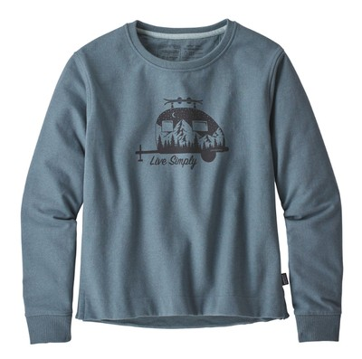 Women's Live Simply® Trailer Uprisal Crew Sweatshirt