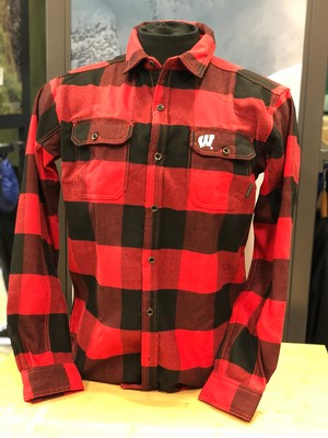MEN' COLLEGIATE DESCHUTES RIVER™ HEAVYWEIGHT FLANNEL SHIRT