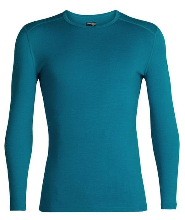 Icebreaker MEN'S 260 TECH LONG SLEEVE CREWE