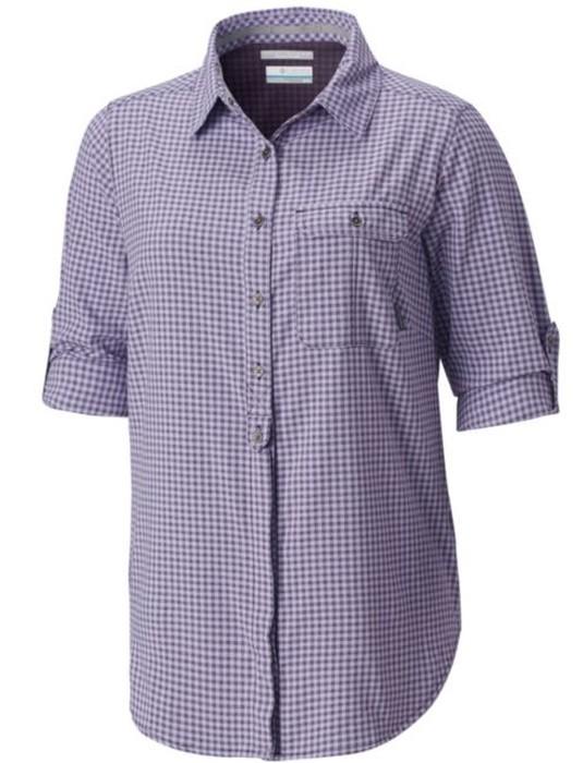 e386187d columbia women's bryce canyon™ stretch long sleeve shirt