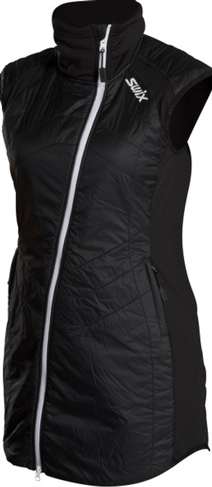 Swix Menali Quilted Dress Womens