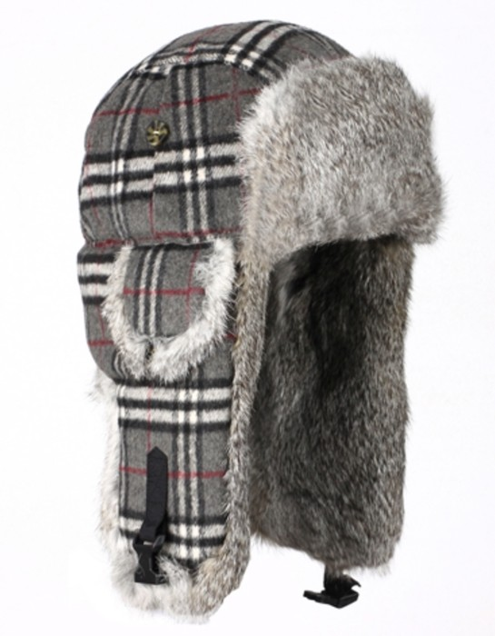 Mad Bomber Wool Bomber