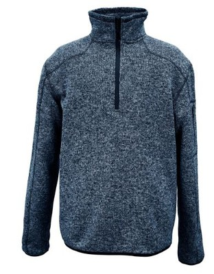 MEN'S CLOUD REST SWEATER FLEECE QUARTER ZIP