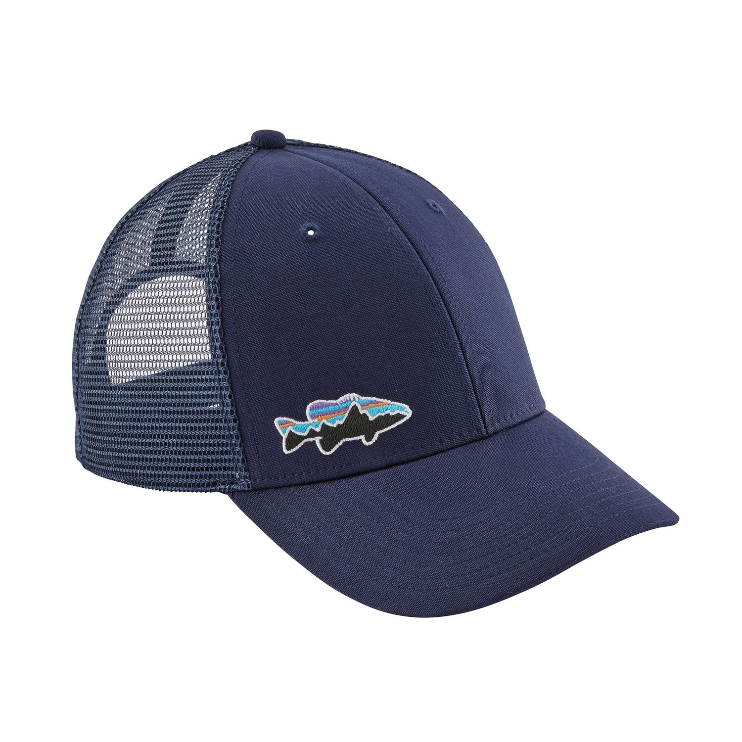 f14c9984 Patagonia Patagonia Small Fitz Roy Smallmouth LoPro Trucker Hat