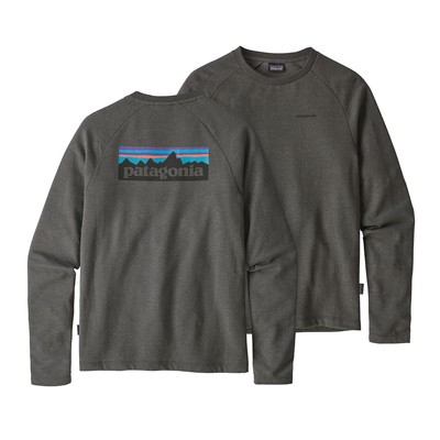 Men's P-6 Logo Lightweight Crew Sweatshirt