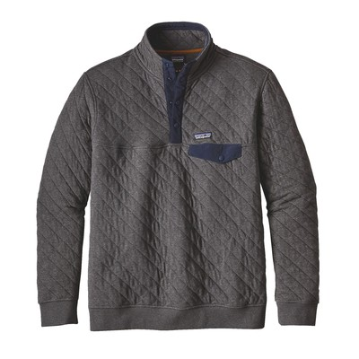 Patagonia Organic Cotton Quilt Snap T Pullover Fontana