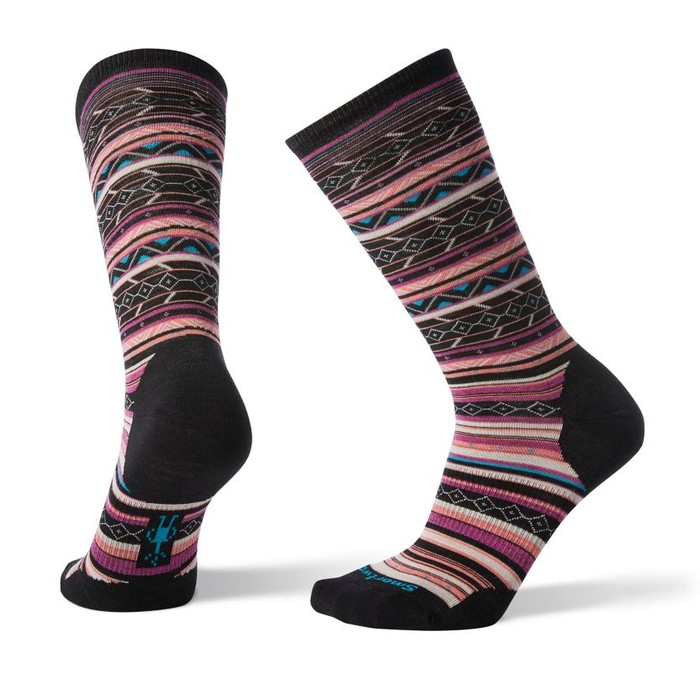 Smartwool Women's Ethno Graphic Crew Socks