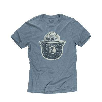 Smokey Bear Logo Tee