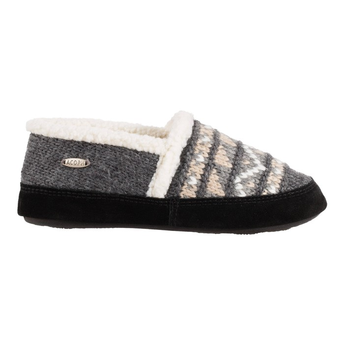 Acorn Women's Nordic Moc Slippers